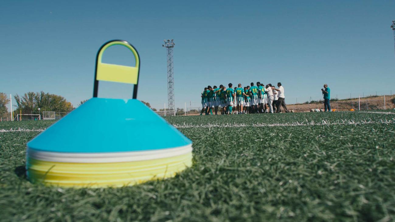 Intersoccer, una academia de fútbol que forma a futuros campeones