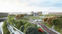 El proyecto Mahou-Calderón transformará la orilla del Manzanares