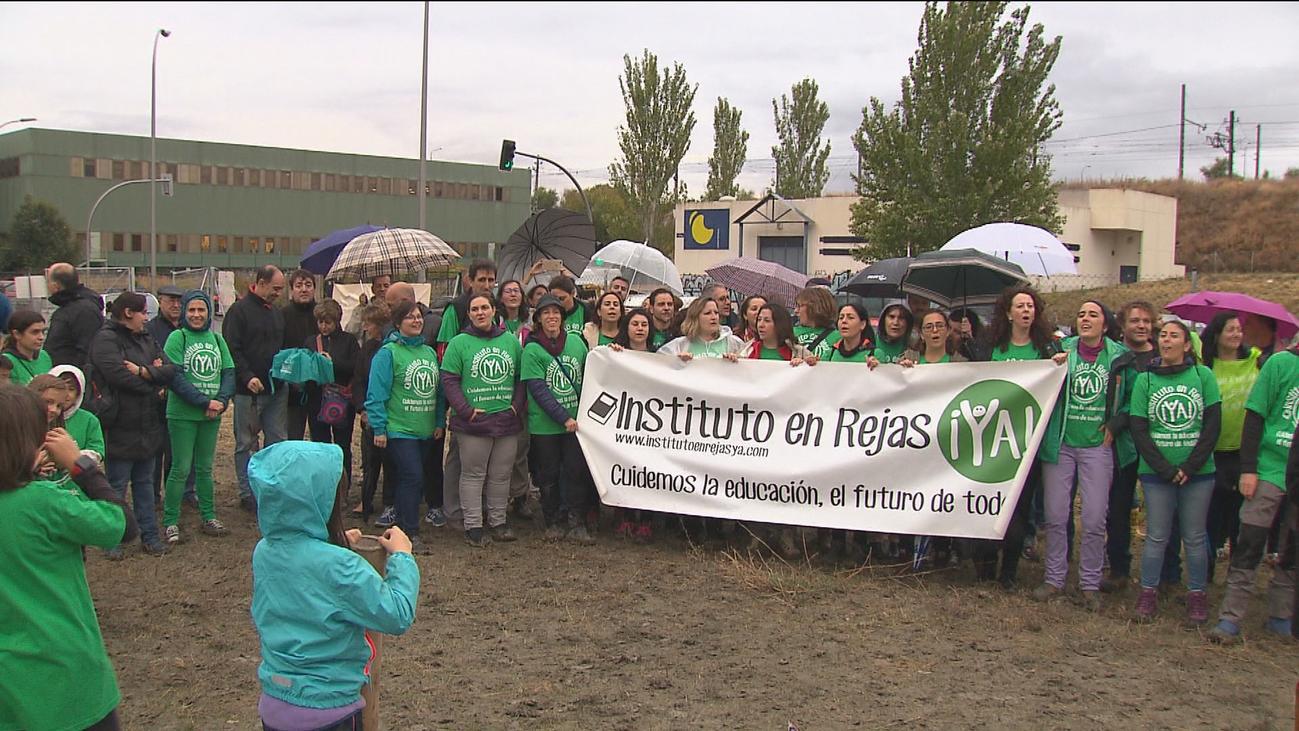 La Comunidad destina 3 millones para construir un instituto en Las Rejas