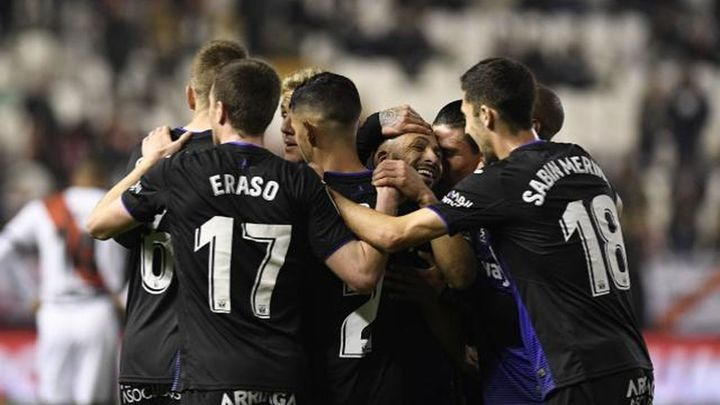 0-1. El Leganés elimina al Rayo de la Copa