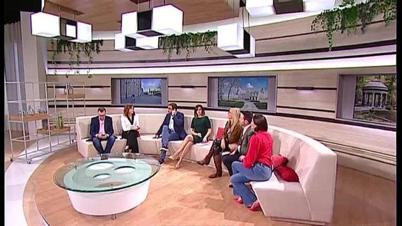 Buenos Días Madrid 05.12.2018