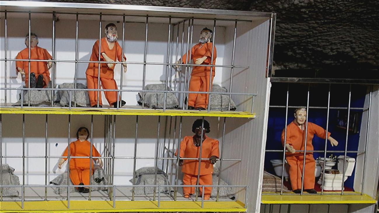 Varios presos conocidos se cuelan en el famoso Belén Artesanal de Valga