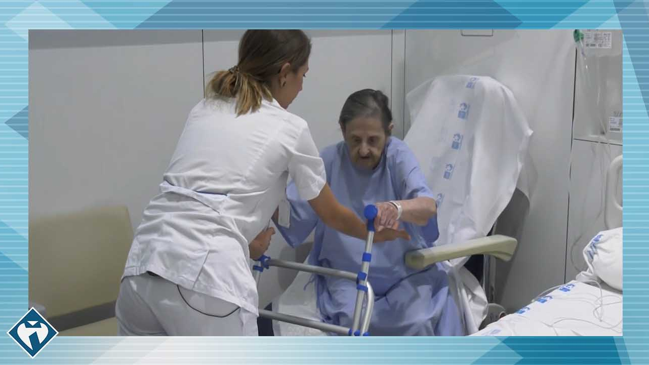 Los pacientes frágiles