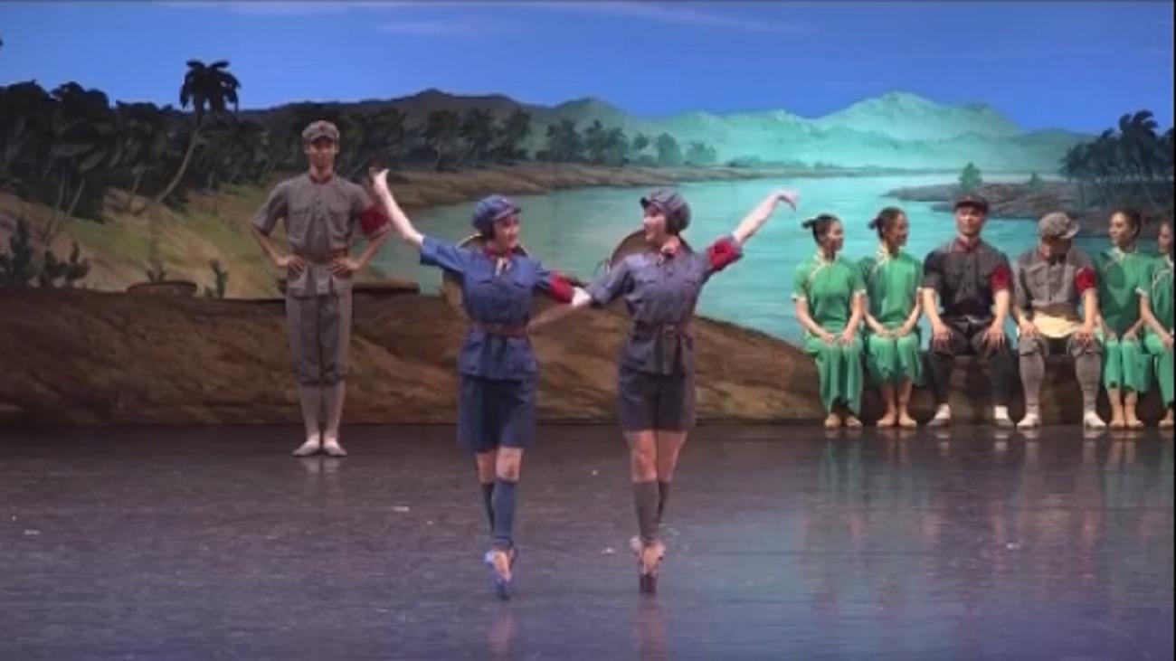 El Ballet Nacional de China llega por primera vez a España