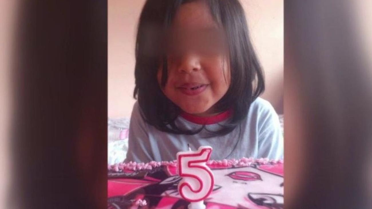 El crimen de la pequeña Naiara