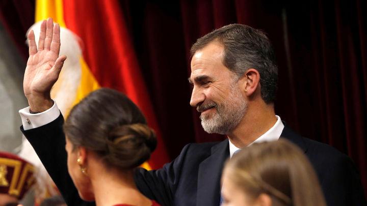 Los reyes presiden hoy la Pascua Militar en la que se estrena Sánchez