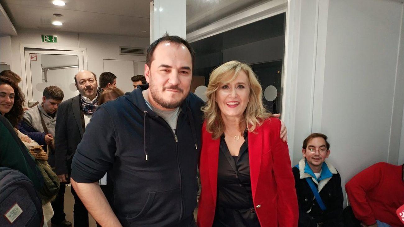 Ismael Serrano y Jimena Ruiz Echazu presentan su concierto de Navidad 'Emma y Oliverio'