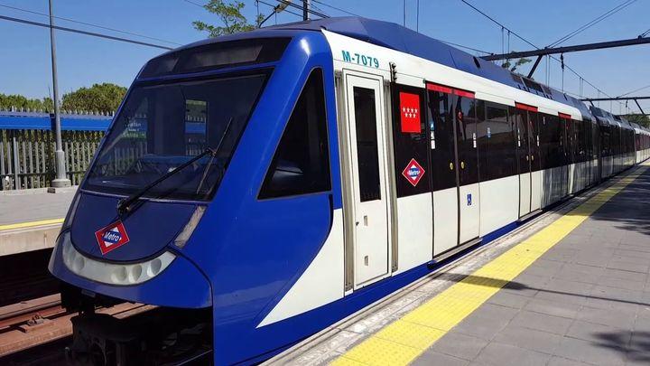 Metro de Madrid fija unos servicios mínimos de hasta el 79% en los paros de diciembre