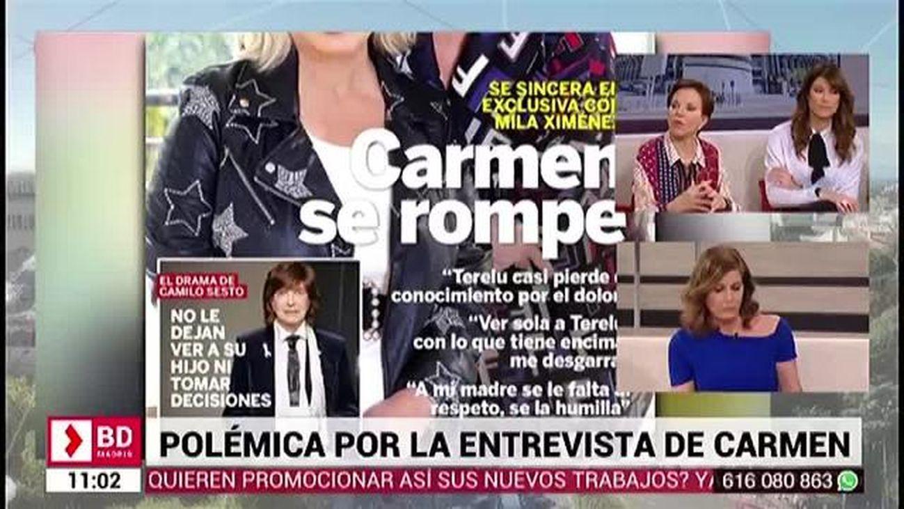 Buenos Días Madrid 07.12.2018