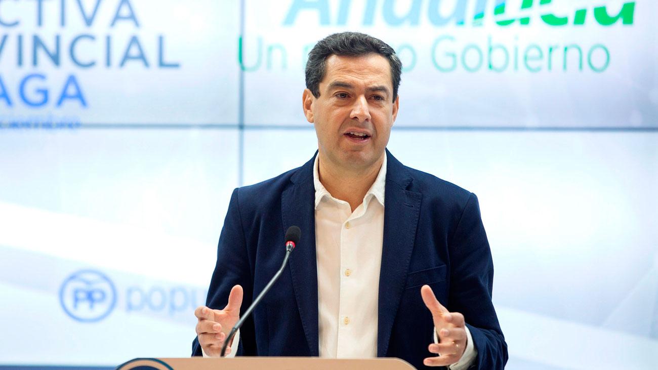 PP y Cs inicia esta semana  la negociación de un posible acuerdo en Andalucía