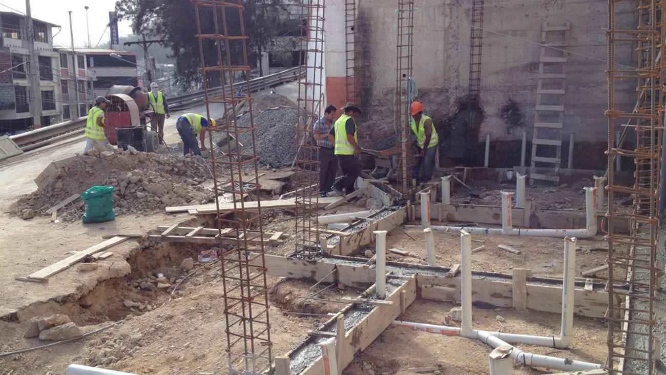 CONSTRUCCION - MADRID TRABAJA