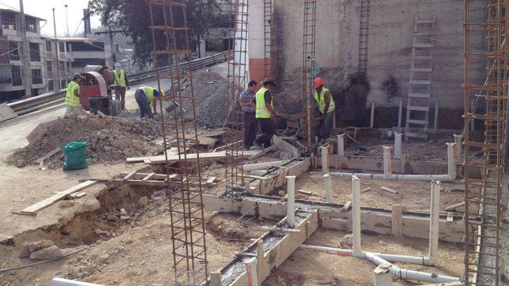 La construcción necesitará 100.000 trabajadores en dos años