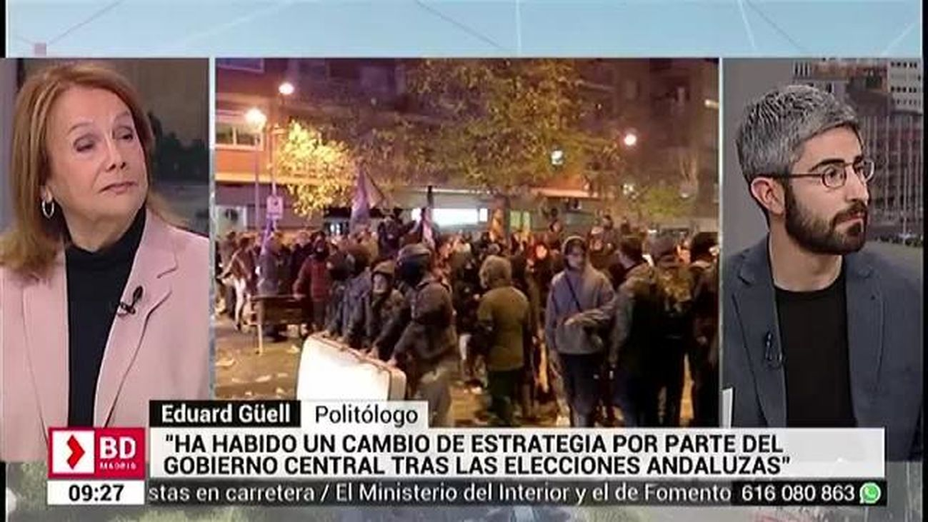 Buenos Días Madrid 11.12.2018