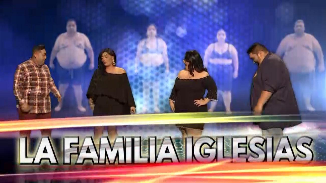 """""""Los Iglesias"""" dejan atrás sus malos hábitos para llevar una vida más sana"""