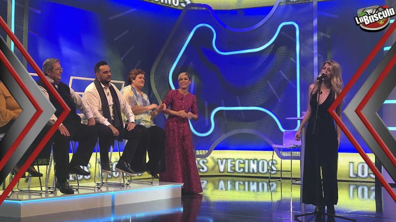 Una actuación de Nerea en directo como broche para nuestra gran final