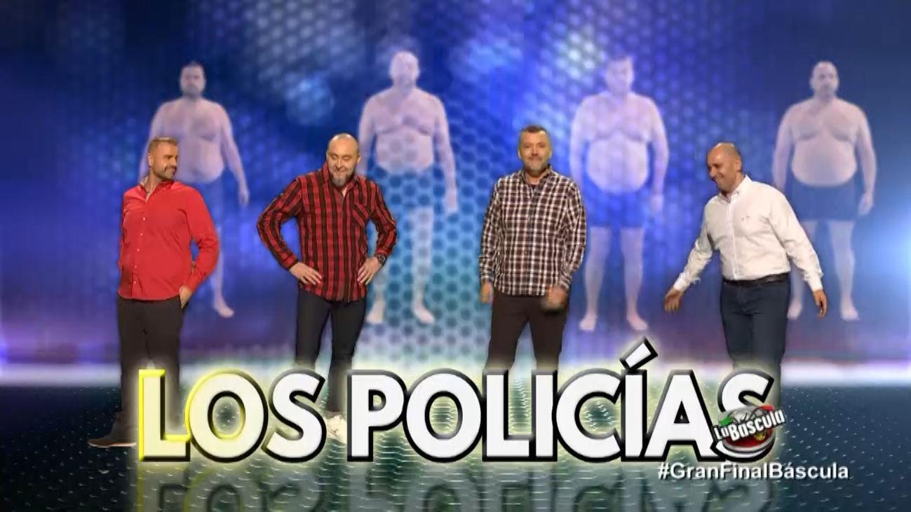 """""""Los policías"""" han puesto el cerco a su sobrepeso en estos 3 meses"""