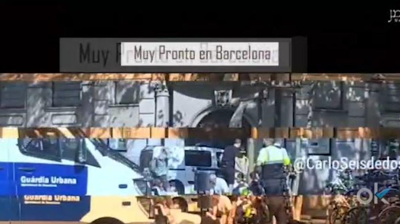 Daesh amenaza en un vídeo con atentar de nuevo en Barcelona