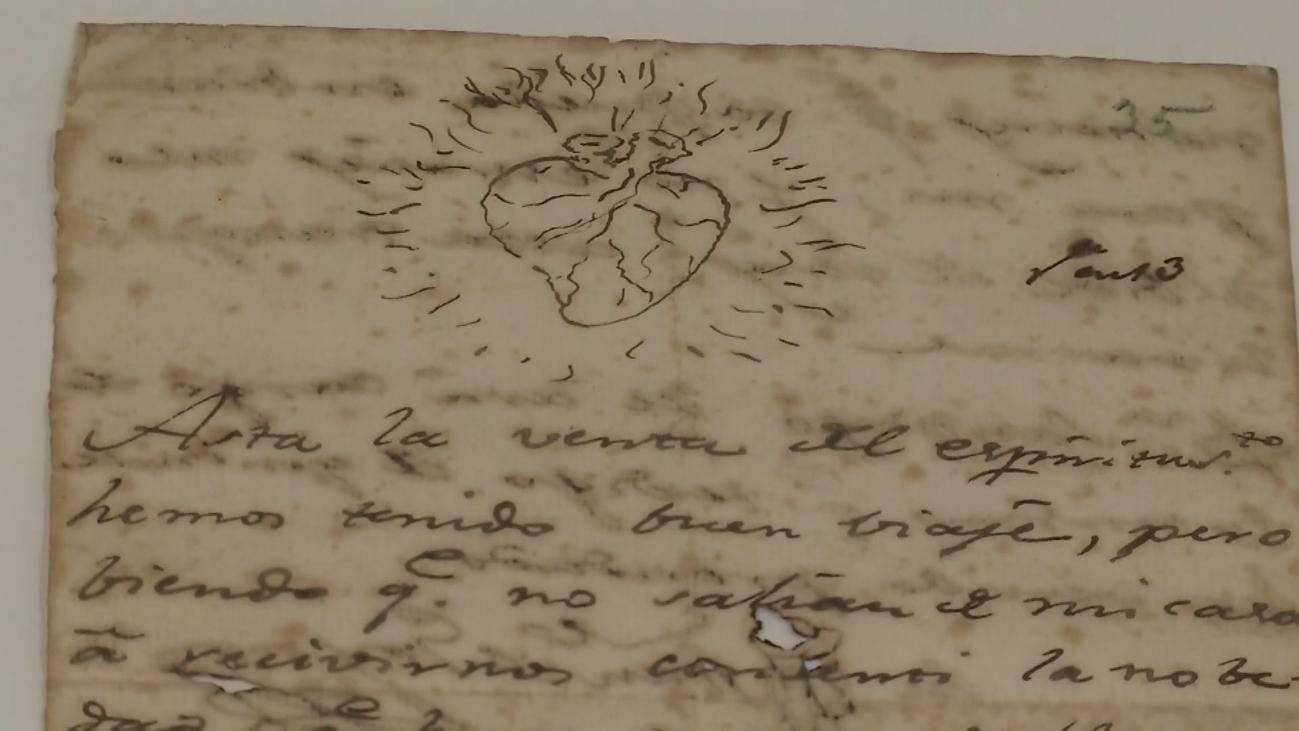 Goya y Martín Zapater, una amistad íntima sujeta a libres interpretaciones