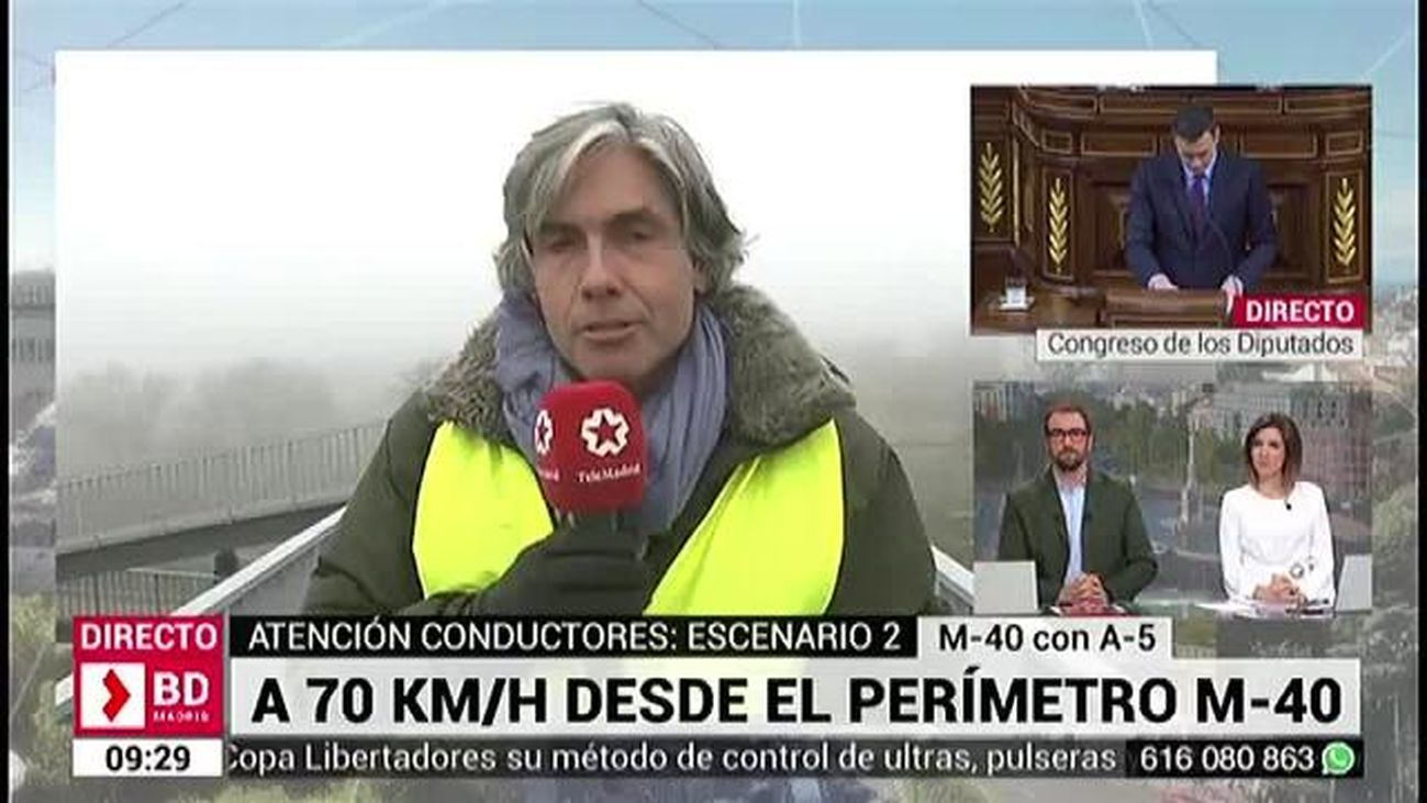 Buenos Días Madrid 12.12.2018