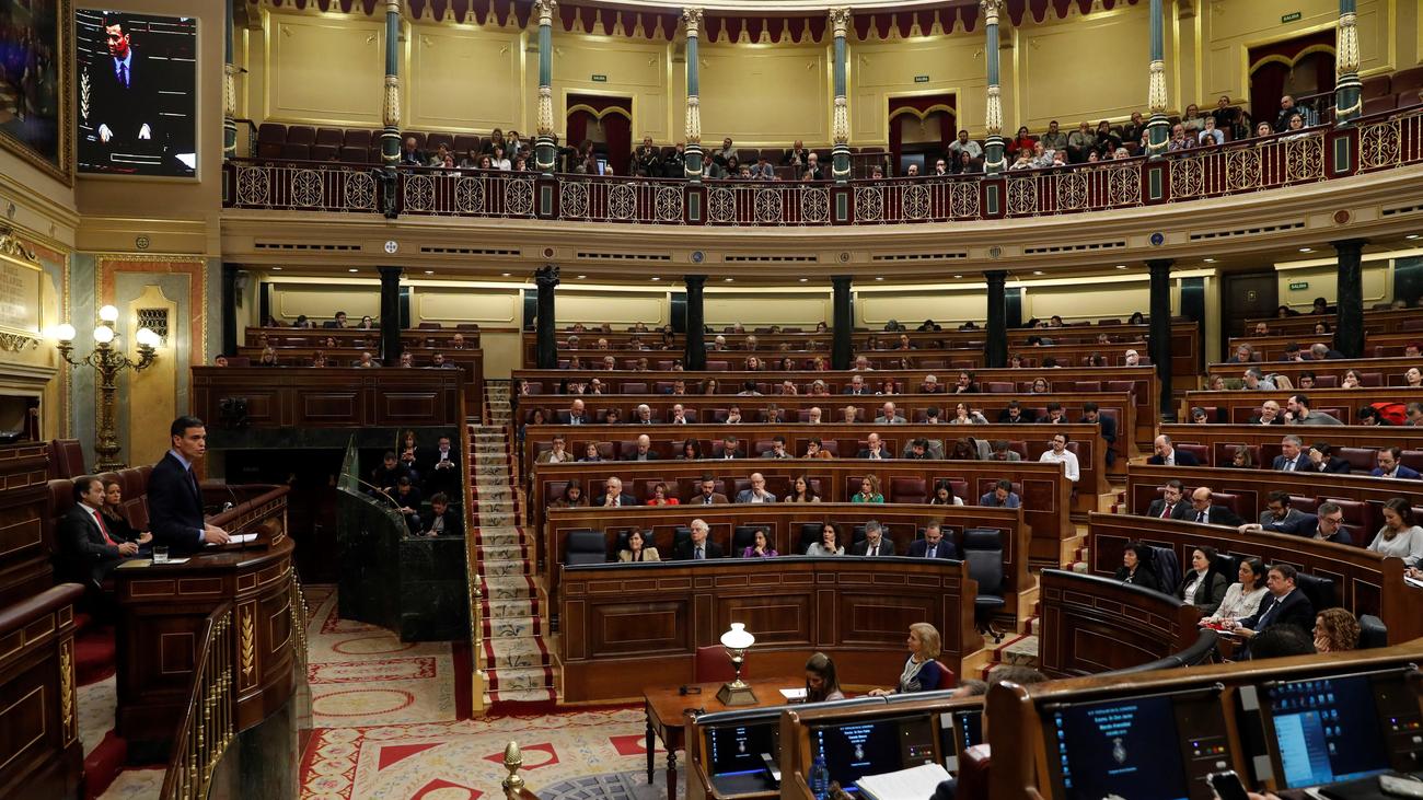 """Pedro Sánchez dará una respuesta """"firme, serena y proporcional"""" a Cataluña"""