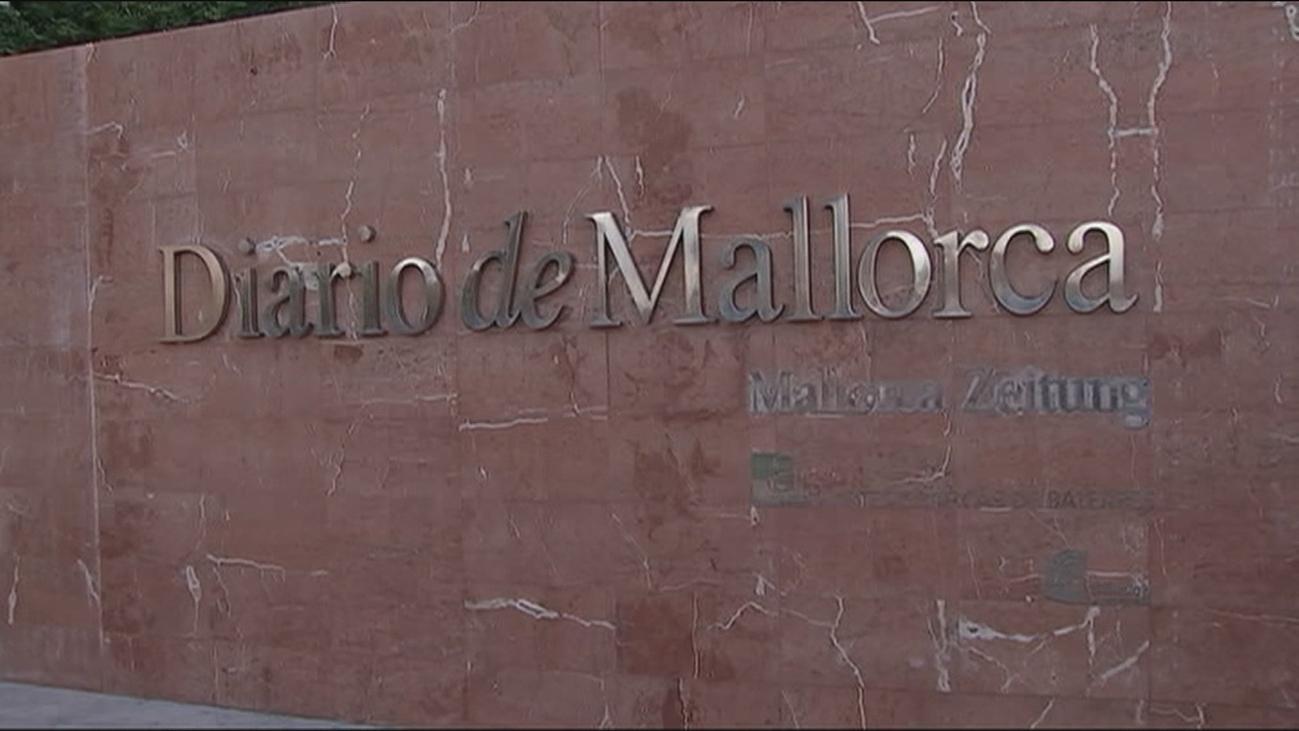 """El Diario de Mallorca prepara una querella por """"coacción"""" del secreto profesional de sus redactores"""