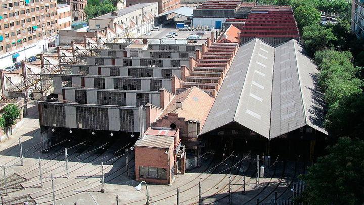 Unatorre de 31 pisos y 6 edificios en las antiguas cocheras de Cuatro Caminos