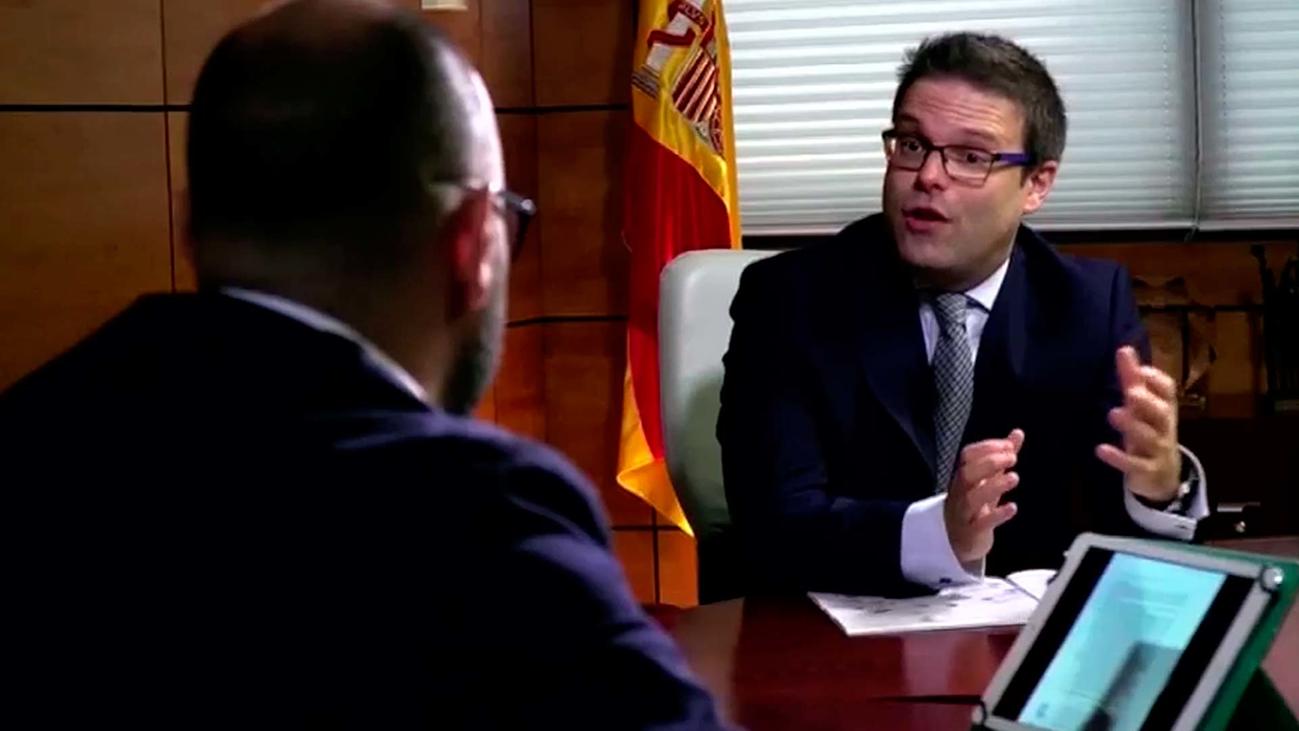 Entrevista íntegra a Juan Espinosa, director general de Ordenación del Juego