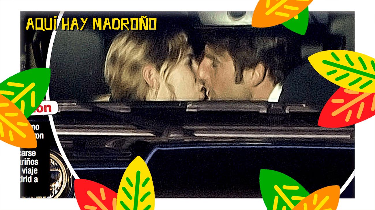 Alba Díaz traiciona a su amiga y estrena novio