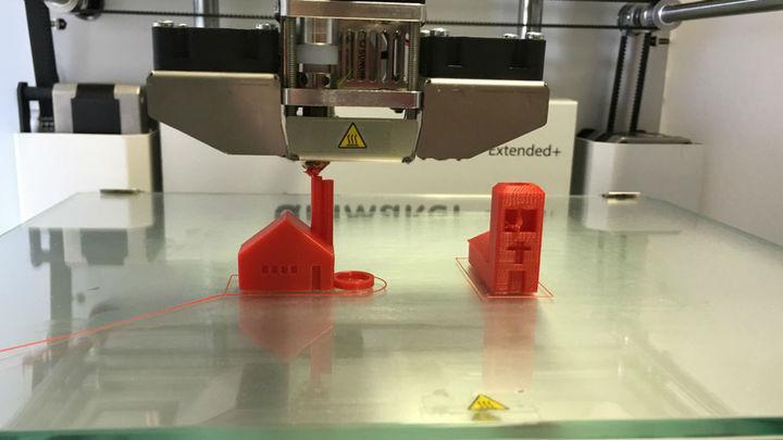 Profesiones con futuro: Técnicos de impresión en 3D
