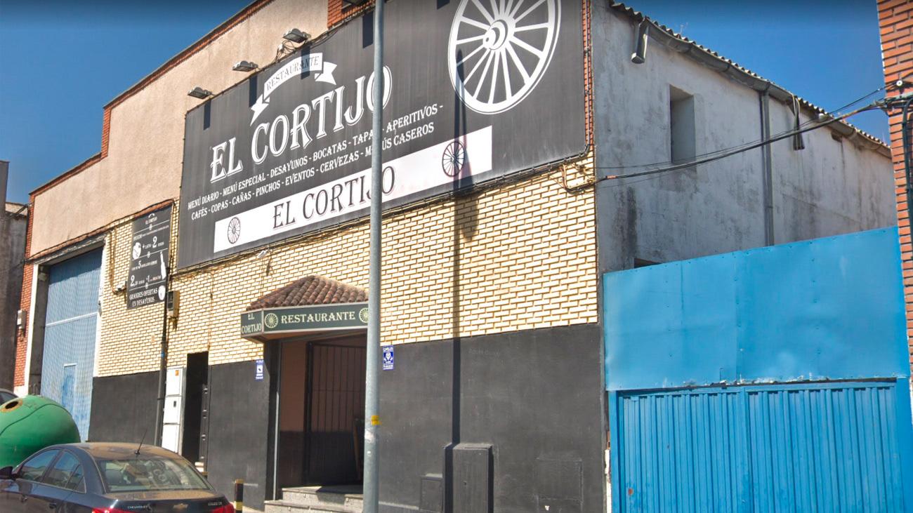 Restaurante abandonado en el Polígono la Cantueña (Google Maps)