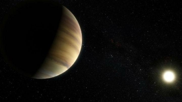 Descubren un exoplaneta que acabará por volatilizarse
