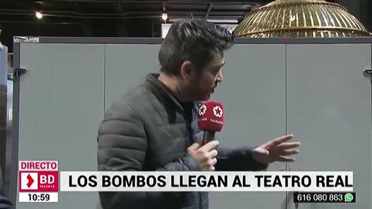 Buenos Días Madrid 14.12.2018
