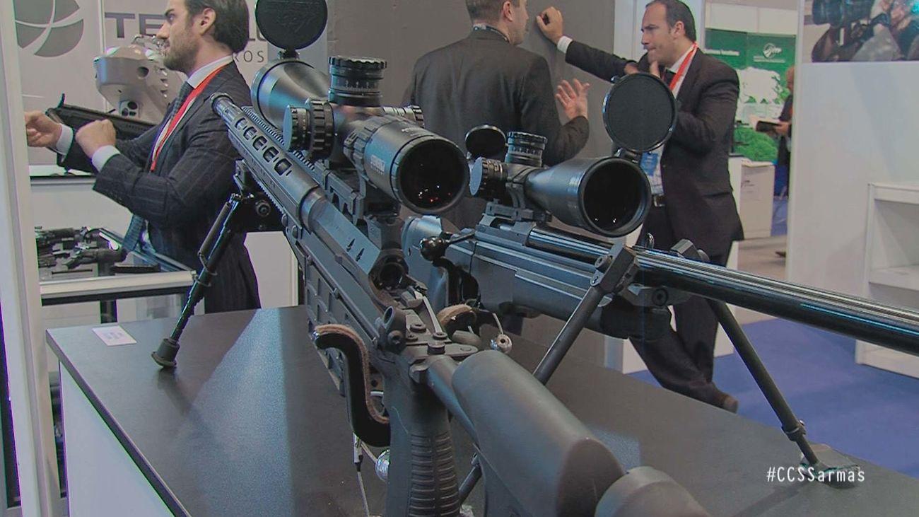 Crónicas Subterráneas: El negocio de las armas