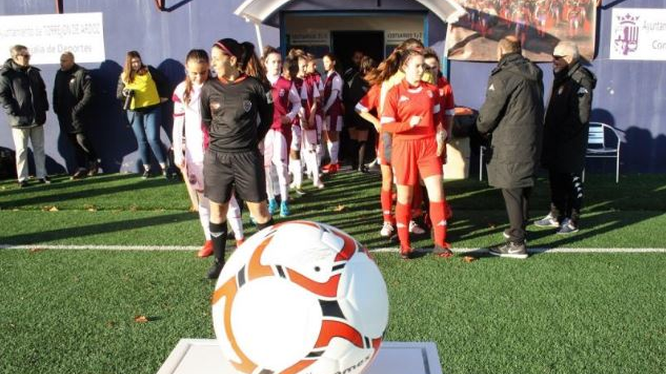 El mejor fútbol femenino en Madrid