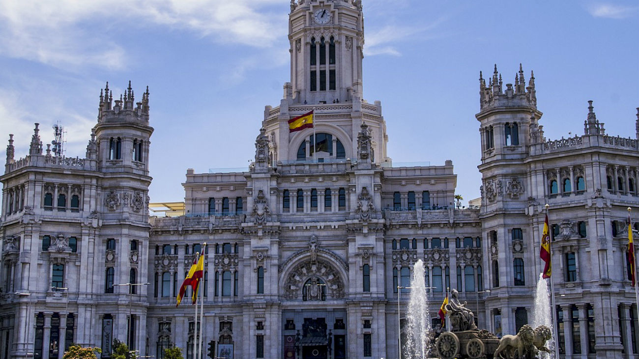 AYUNTAMIENTO - MADRID TRABAJA