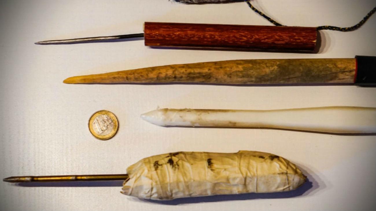 Estas son las armas caseras que se encuentran en las cárceles madrileñas