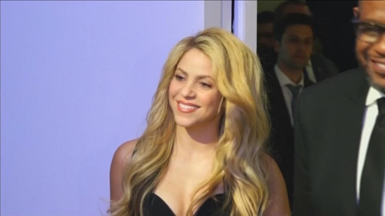 La Fiscalía se querella contra Shakira por seis delitos contra Hacienda