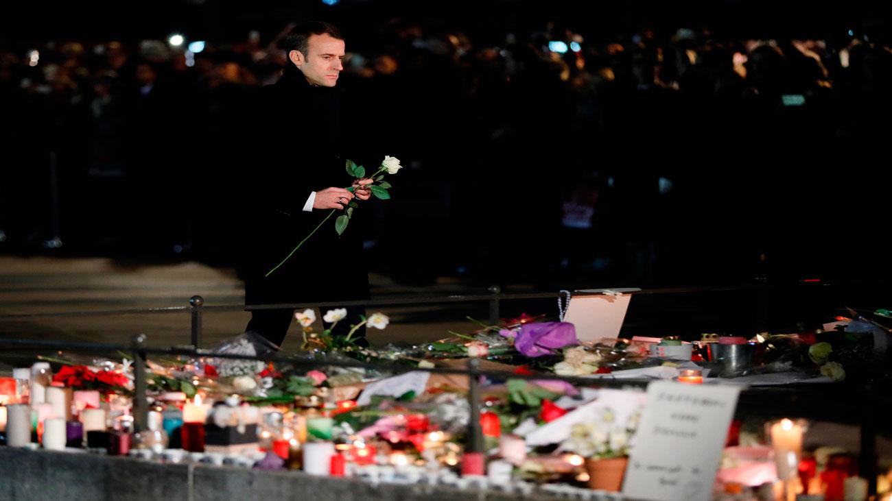 Muere una cuarta víctima del atentado yihadista de Estrasburgo