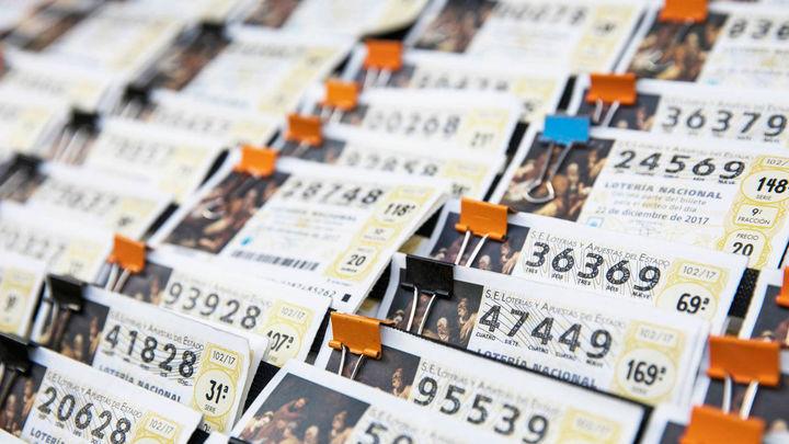 Cómo compartir la lotería de Navidad de forma segura
