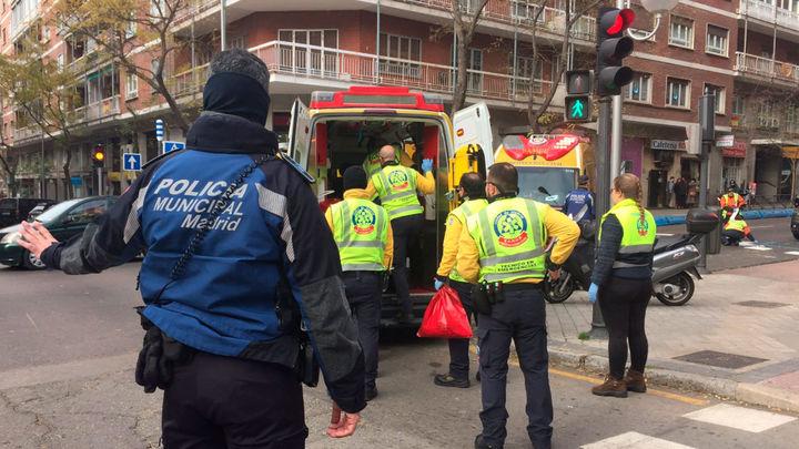 Un anciano, herido muy grave al ser atropellado por un motorista que se da a la fuga