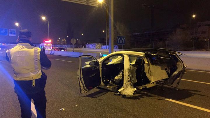 Siete personas mueren en las carreteras españolas durante el fin de semana