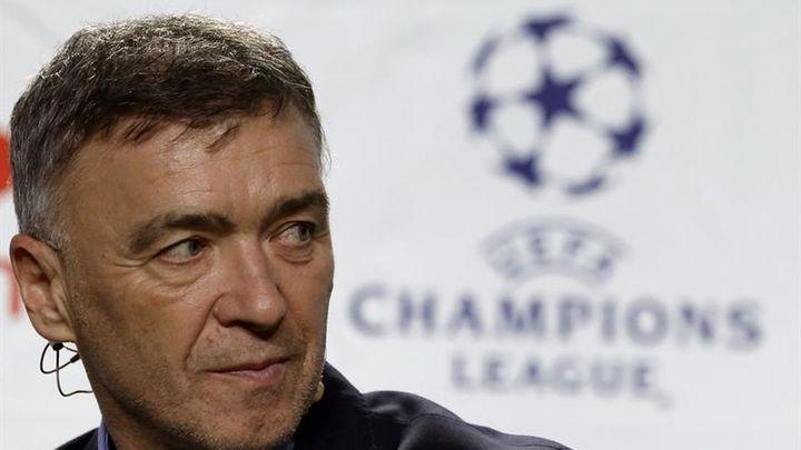"""Pantic sobre el sorteo: """"Ningún atlético quería a la Juventus"""""""