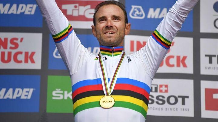 Valverde por fin abrazó el arco íris