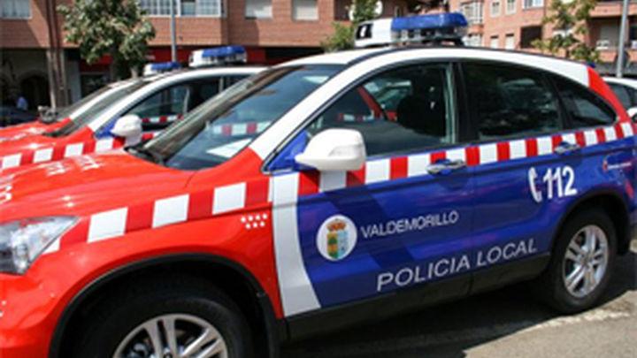 Detenidos tres ladrones cuando practicaban un butrón en Valdemorillo