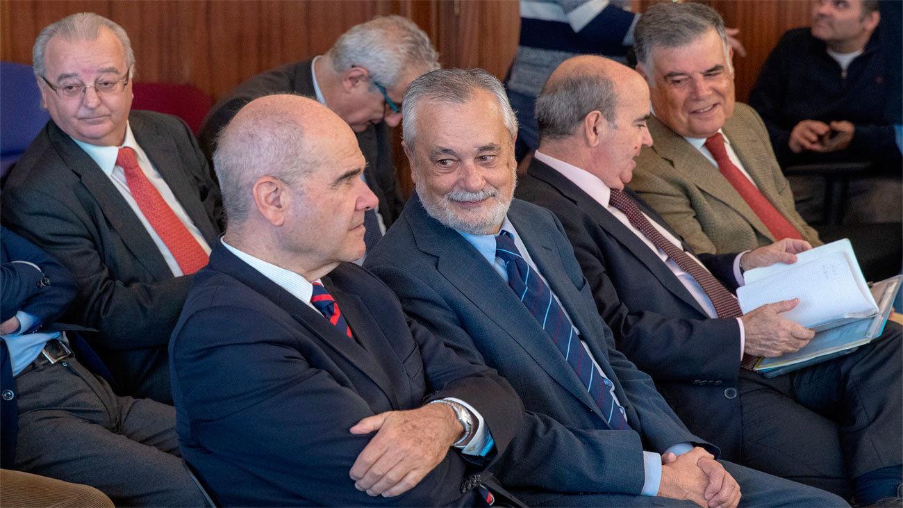 El juicio de los ERE de Andalucía, visto para sentencia
