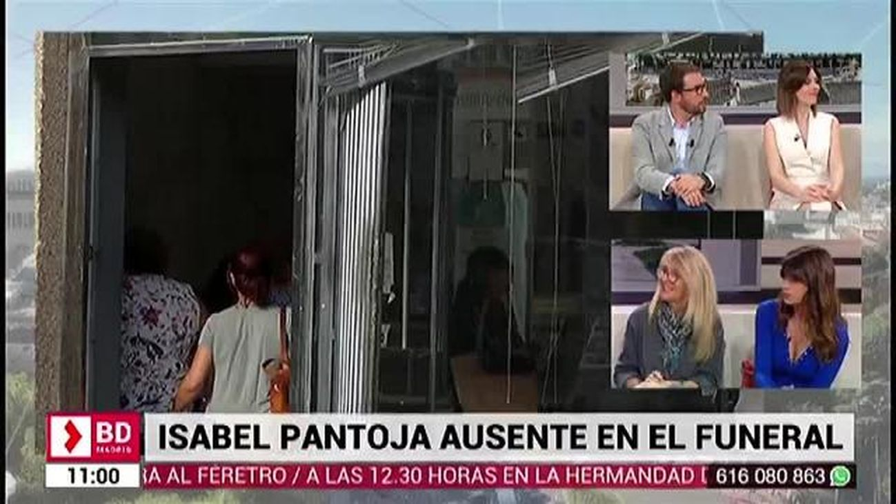 Buenos Días Madrid 17.12.2018