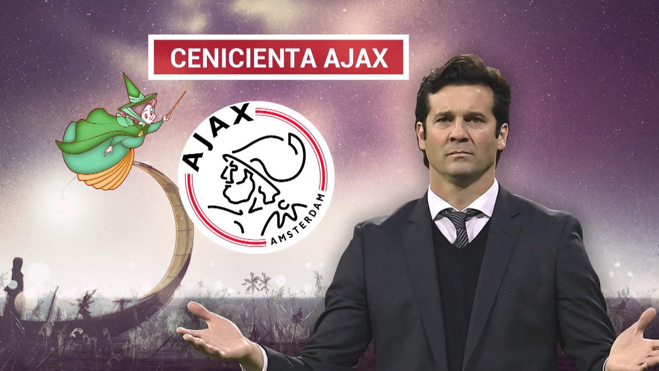 El Ajax, un chollo para el Real Madrid