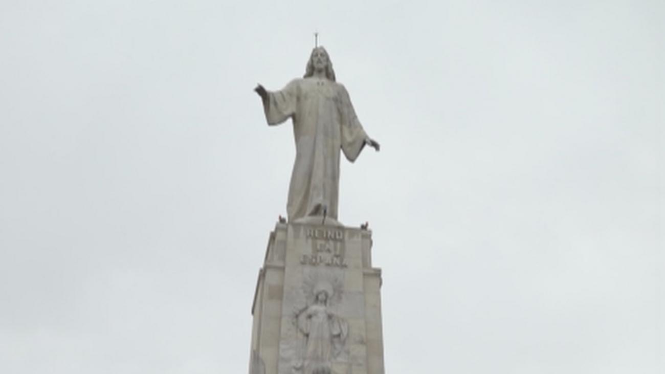 Fenómenos paranormales en el Cerro de los Ángeles