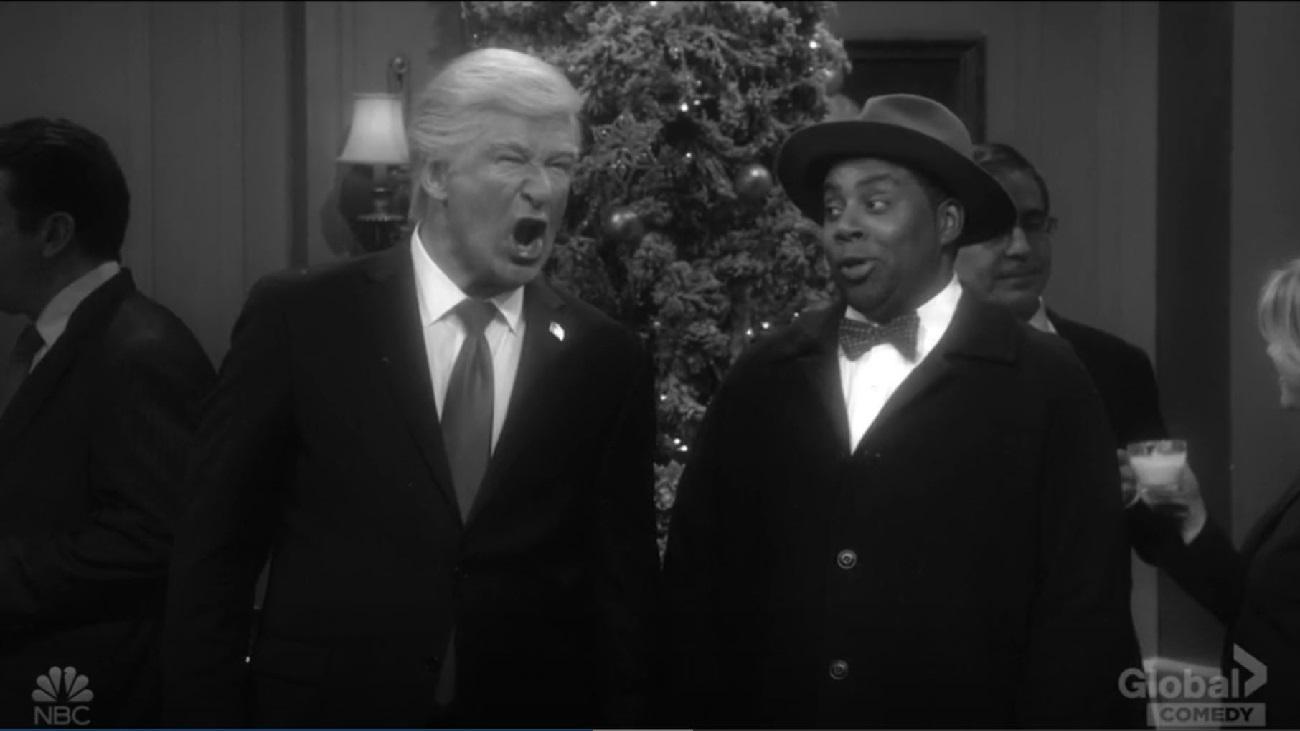 Trump pide llevar a los tribunales a 'Saturday Night Live' por una parodia