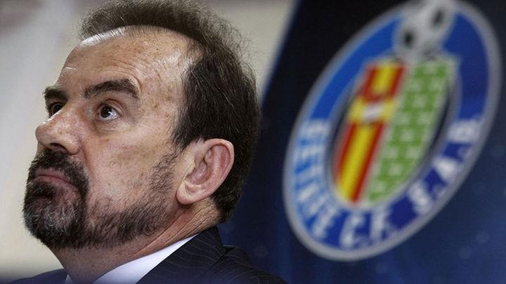 """Ángel Torres: """"Bordalás es el entrenador más completo que he tenido"""""""